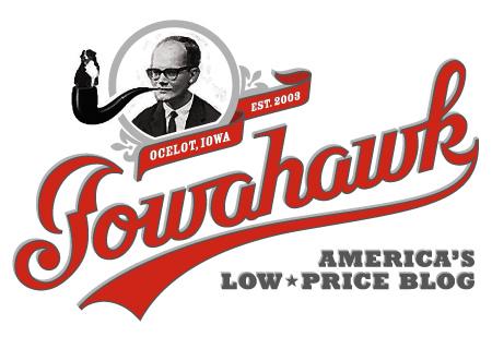 Copyright 2008 - Iowahawk