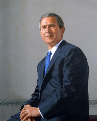 2001.9 George W. Bush