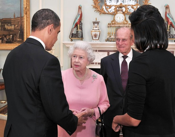 obama-and-the-queen